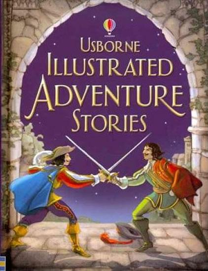 Illustrated Adventures Stories