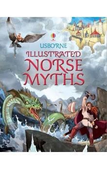 Illiustrated Norse Myths