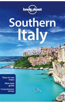 Lonely Planet Southern Italy 3.