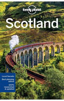 Lonely Planet Scotland 9.