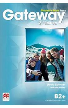 Gateway to Maturita 2nd Edition B2+: Student´s Book Pack
