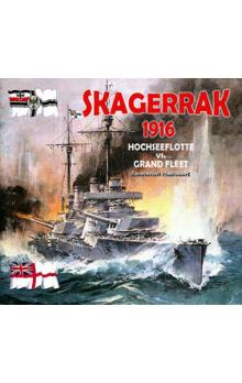 Skagerrak 1916 -- Hochseeflotte vs. Grand Fleet