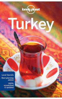 Turkey / průvodce Lonely Planet
