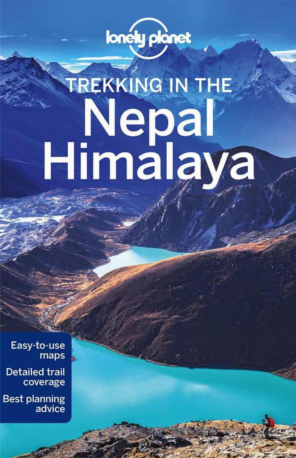 Trekking in Nepal Himalaya / průvodce Lonely Planet