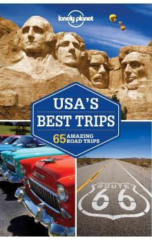 Lonely Planet USA Best Trips 2.