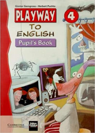 Playway to English 4 Pupil´s Book - Gerngross Günter