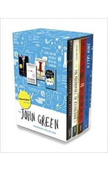 The John Green Collection -- 4 books