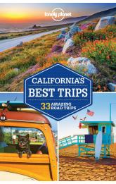 California Best Trips / průvodce Lonely Planet