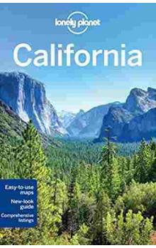 Lonely Planet California 7.
