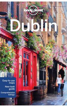 Lonely Planet Dublin 10.