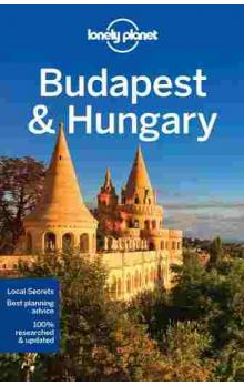 Lonely Planet Budapest & Hungary 8.