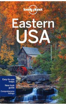 Lonely Planet Eastern USA 3.