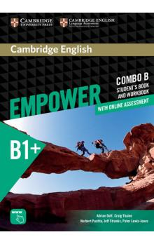 Cambridge English Empower Intermediate Combo B with Online Assessment -- Učebnice
