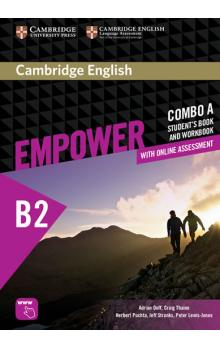Cambridge English Empower Upper Intermediate Combo A with Online Assessment -- Učebnice