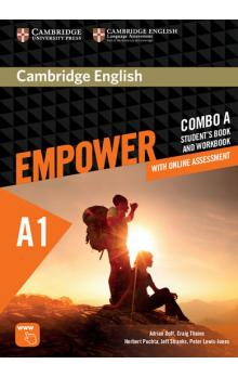 Cambridge English Empower Starter Combo A with Online Assessment -- Učebnice