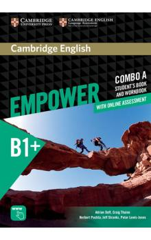 Cambridge English Empower Intermediate Combo A with Online Assessment -- Učebnice