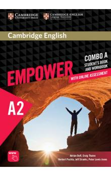 Cambridge English Empower Elementary Combo A with Online Assessment -- Učebnice
