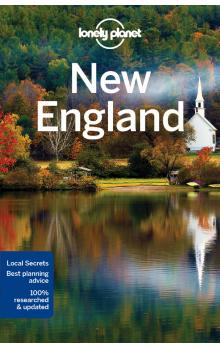 Lonely Planet New England USA 8.