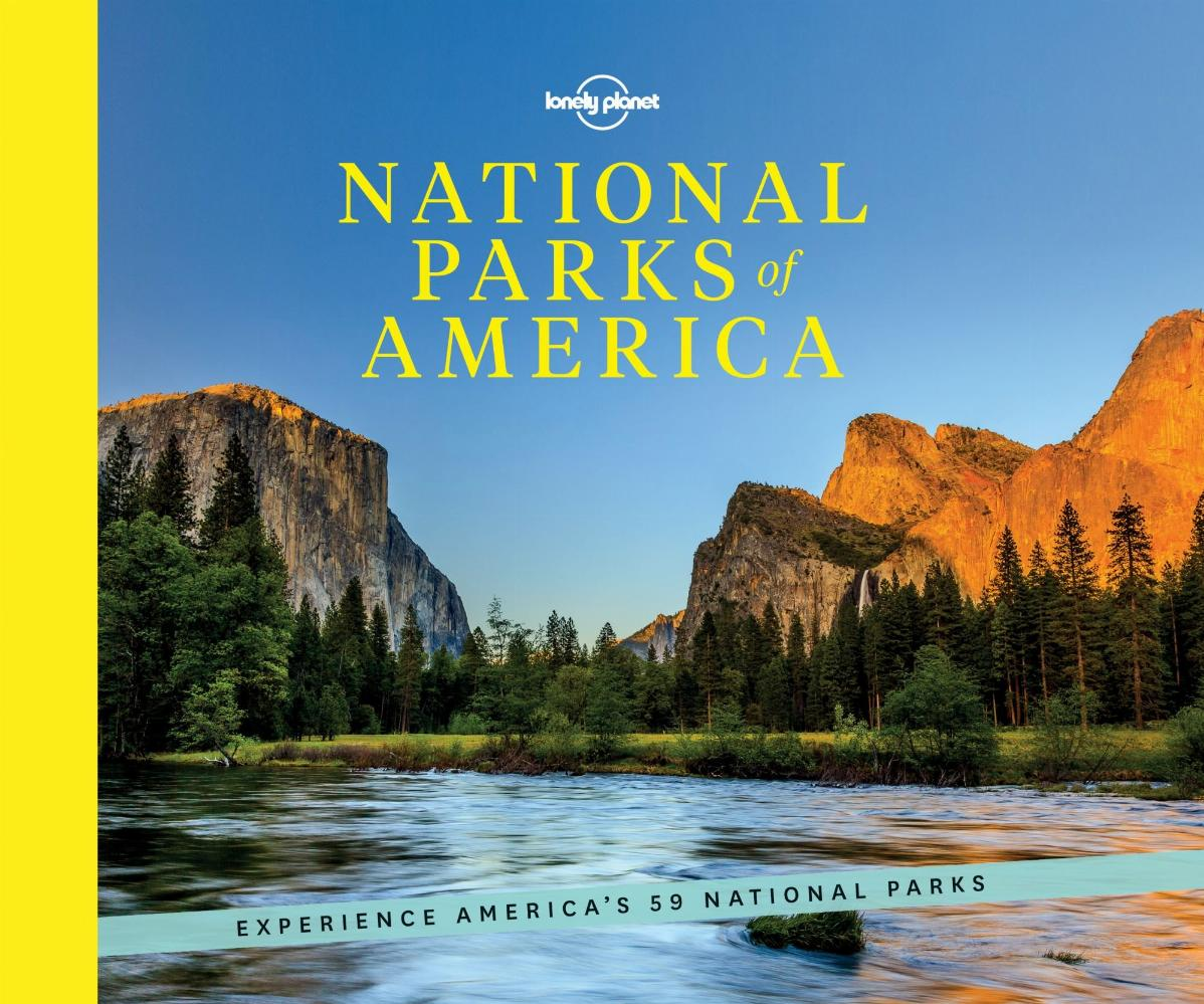 National Parks of America / průvodce Lonely Planet