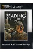 Reading Explorer Second Edition 1 Classroom Audio CD/DVD Pack