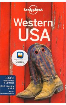 Lonely Planet Western USA 3.