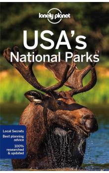 Lonely Planet USA&#39s National Parks 1.