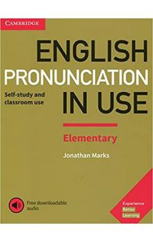 English Pronunciation in Use Elementary with answers and downloadable audio -- Učebnice