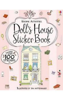Doll&#39s House Sticker Book