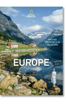 National Geographic. Around the World in 125 Years - Europe