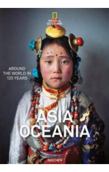 National Geographic Asia & Oceania -- Around the World in 125 Years