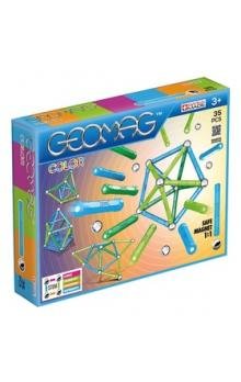 Stavebnice Geomag Color 35 pcs