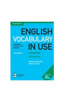 English Vocabulary in Use Advanced with answers and Enhanced ebook, 3E -- Učebnice
