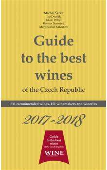 Guide to the best wines of the Czech Republic 2017-2018