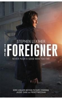 The Foreigner -- Never Push a Good Man Too Far - Leather Stephen