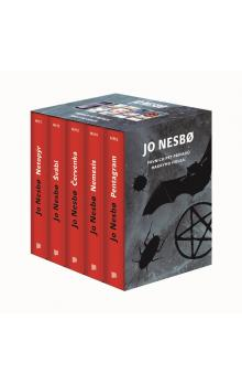 Jo Nesbo box