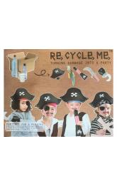 Re-cycle-me set - Party box piráti-pro kluky