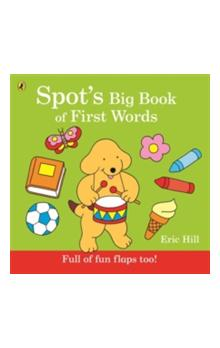 Spot&#39s Big Book of First Words