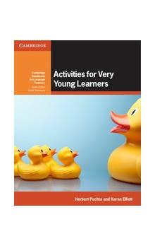 Activities for Very Young Learners Book with Online Resources -- Metodická příručka
