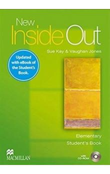 New Inside Out Elementary: Student´s Book + eBook