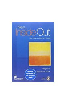 New Inside Out Beginner Student's Book + eBook