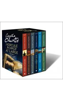Hercule Poirot at Large: Six Classic Cases for the World&#39s Greatest Detective