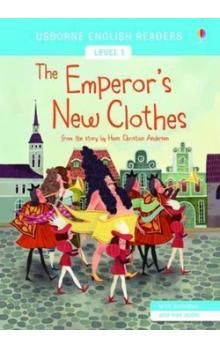 The Emperor´s New Clothes -- Usborne English Readers Level 1