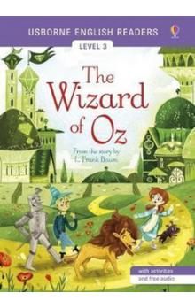 Usborne - English Readers 3 - The Wizard of Oz