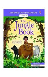The Jungle Book -- Usborne English Readers Level 3