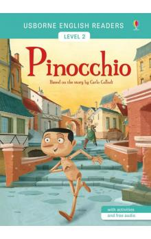 Pinocchio -- Usborne English Readers Level 2