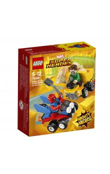 Lego Super Heroes Mighty Micros: Scarlet Spider vs. Sandman
