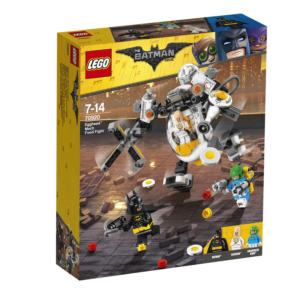 Lego Batman Movie Robot Egghead™