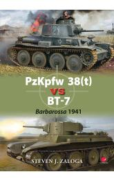 PzKpfw 38(t) vs BT-7 -- Barbarossa 1941