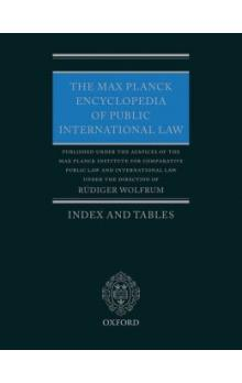 The Max Planck Encyclopedia of Public International Law
