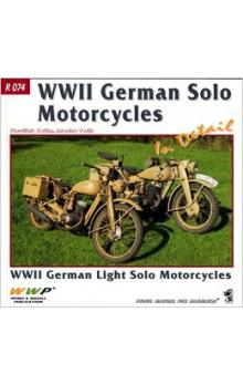 WWII German Solo Motorcycles In Detail